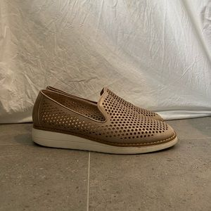 airflex leather loafers